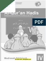Buku Al-Qur'an Hadis Kelas 4.pdf