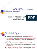 Ch07 Axial Skeleton