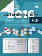 GPSWorld 2016 Antenna Survey