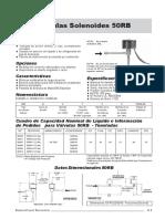 Válvulas Solenoides para sistemas refrigeración