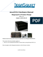 MS3XV30 Hardware 1.3
