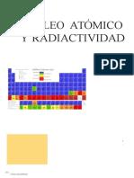 Nucleo Atomico y Radiactividad
