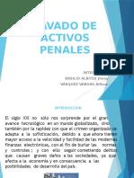LAVADO DE ACTIVOS PENALES _ VASQUES VARGAS ALLISON.pptx