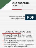 1.- Tranformación Del Proceso Civil