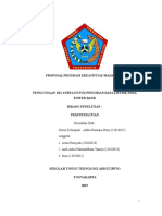 Contoh Proposal Pkm-p2