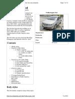 Link Volkswagen Gol
