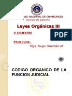 Principios Rectores de La Administracion de Justicia Según El Cofj.