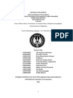 Laporan Kkn Kelompok 2178 Widoro Kulon