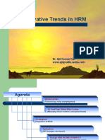 Innovative Trends in HRM