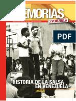 Historia de La Salsa en Venezuela