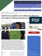 Www Elmostrador Cl Noticias Pais 2017-01-19 Insolvencia y Qu