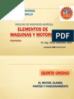 Elementos de Maquinas y Motores