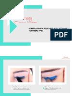 Nº01 Tutorial - Sombras Para Relçar Olhos Castanhos