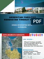 Akreditasi Pusk 2015 - Surabaya