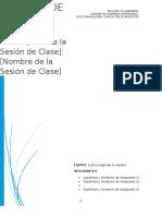 Formato de Presentación Del Documento de Resumen de Lectura FOEPRO 2017_0