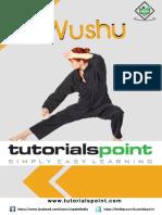 Wushu Tutorial