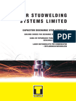 Capacitor Discharge Stud Catalogue