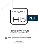 Tangent Hub Installation Manual Rev 21