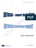 AutoCAD Learning Support