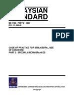 Code of Pratice Rcc