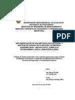 UGMA 5 TRABAJO DE GRADO DE GERENCIA DE MANTENIMIENTO 1 Tesis PostGrado Ing. Mtto UGMA 1 (2).pdf
