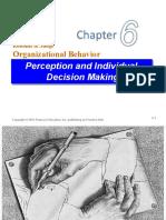 OB 13e_5 Perception and Individual Decision Making