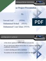 Bluetooth Automation System