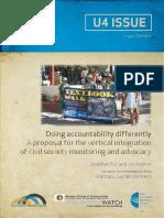 Jonathan Fox - Doing Accountability Differently