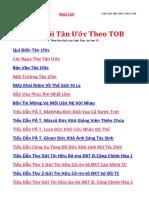 Chu Giai Tan Uoc Theo TOB
