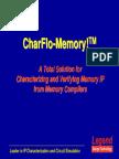 CharFlo-Memory Compiler Tech Rev10.3-2010June