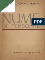[1965] Nume de persoane (Alexandru Graur).pdf
