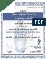 E Certificate1