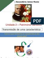 Unidade 2 Hereditariedade 2016 A