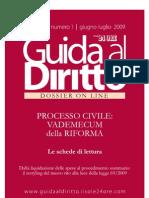 Riforma Dir Proc Civile