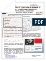 Deposit Private Limited Company