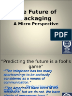Schneider Speech - The Future of Packaging - June 2012