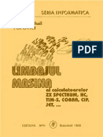 Limbajul Masina al calculatoarelor ZX Spectrum.pdf