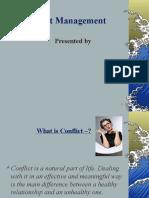 Conflict Management Presentation