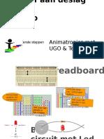 Arduino Initiatie 00 Introductie Presentatie