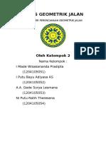 TUGAS_GEOMETRIK_JALAN_PARAMETER_PERENCAN.doc