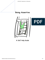 Being Assertive - Self-help Guide.pdf