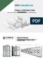 Group Izgen Engineering Ltd 170115152001