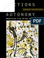 Andrew Goldstone, Fictions of Autonomy. Modernism from Wilde to de Man, Oxford University Press 2013..pdf