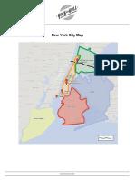 Handout 1 - Map of New York City