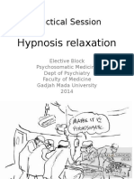 5. Hypnosis Relaksasi Practical Session