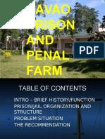 Davao Prison and Penal Farm
