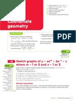 Ch01 Coordinate Geometry