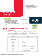 Ch05 Differential Calculus