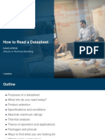 11-09-16 How to Read a Datasheet