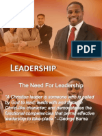 05 the Need for Leadership 1